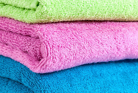 Brighter Colors And Softener Towels